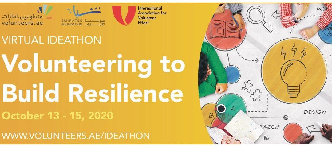 IAVE Virtual Ideathon, 13-15 October 2020