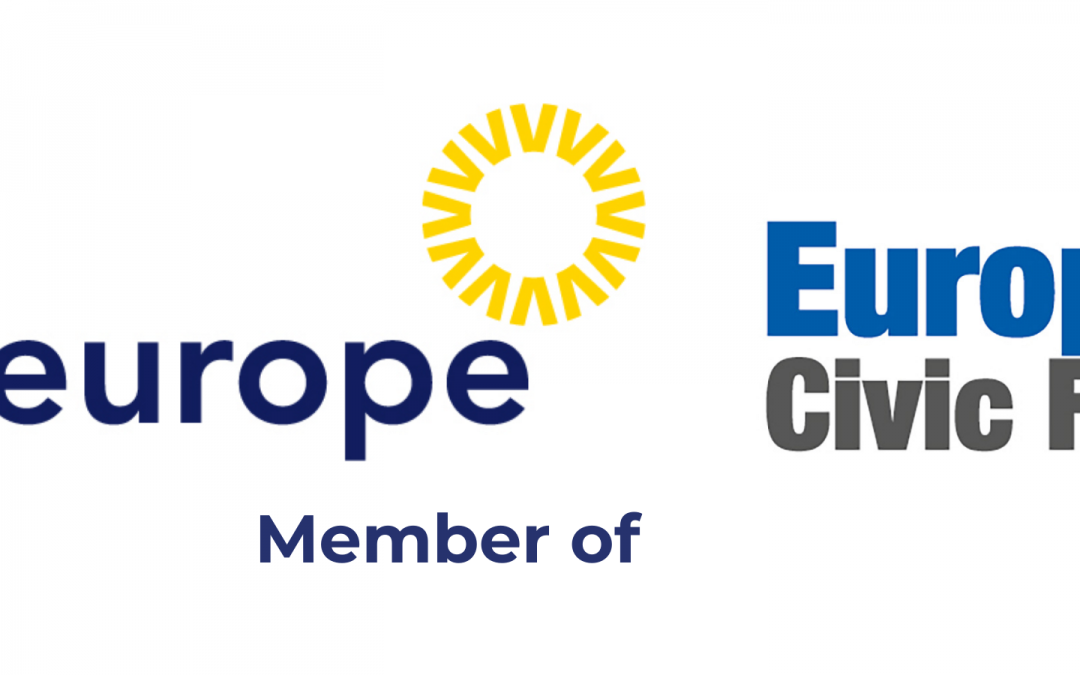 Volonteurope becomes a member of European Civic Forum