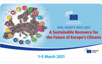 Volonteurope to play key role in Civil Society Days