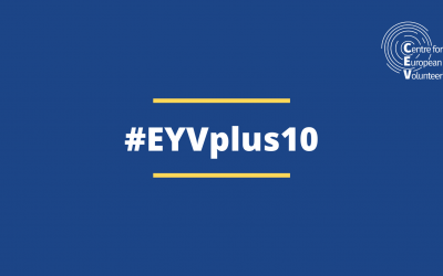 Member Update: 10 year anniversary of the European Year of Volunteering starts new campaign EYVPlus10