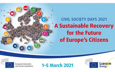 EESC Civil Society Days 2021